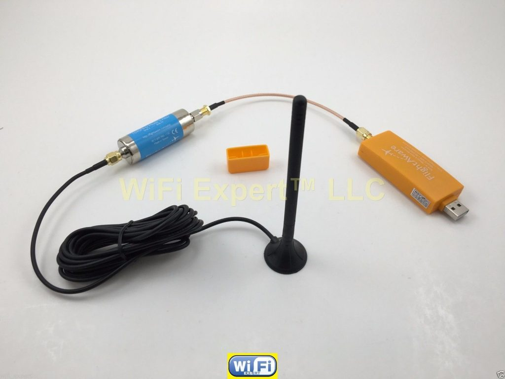 Ads B 1090mhz Pro Usb Stick Band Pass Sma Filter Car