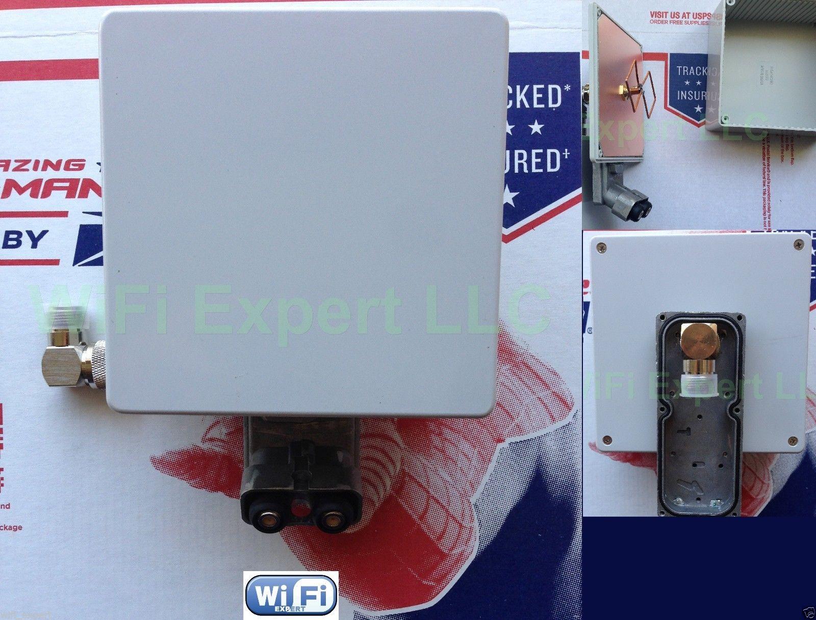 WiFi Antenna BiQuad MACH2 V2B Dish Wireless Booster Long Range GET