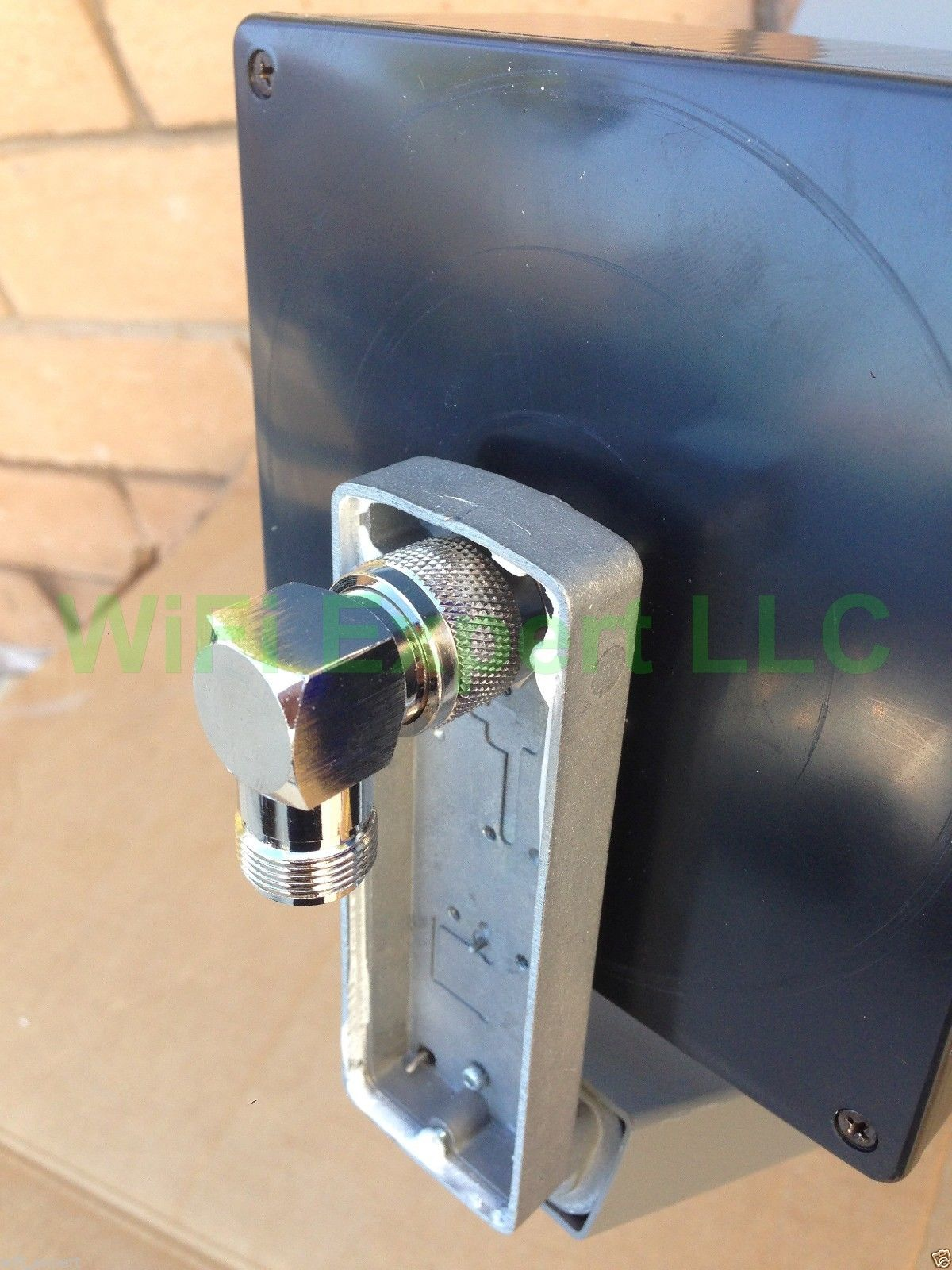 Dish Biquad Wifi Antenna Alfa Poe Tube 2h Outdoor