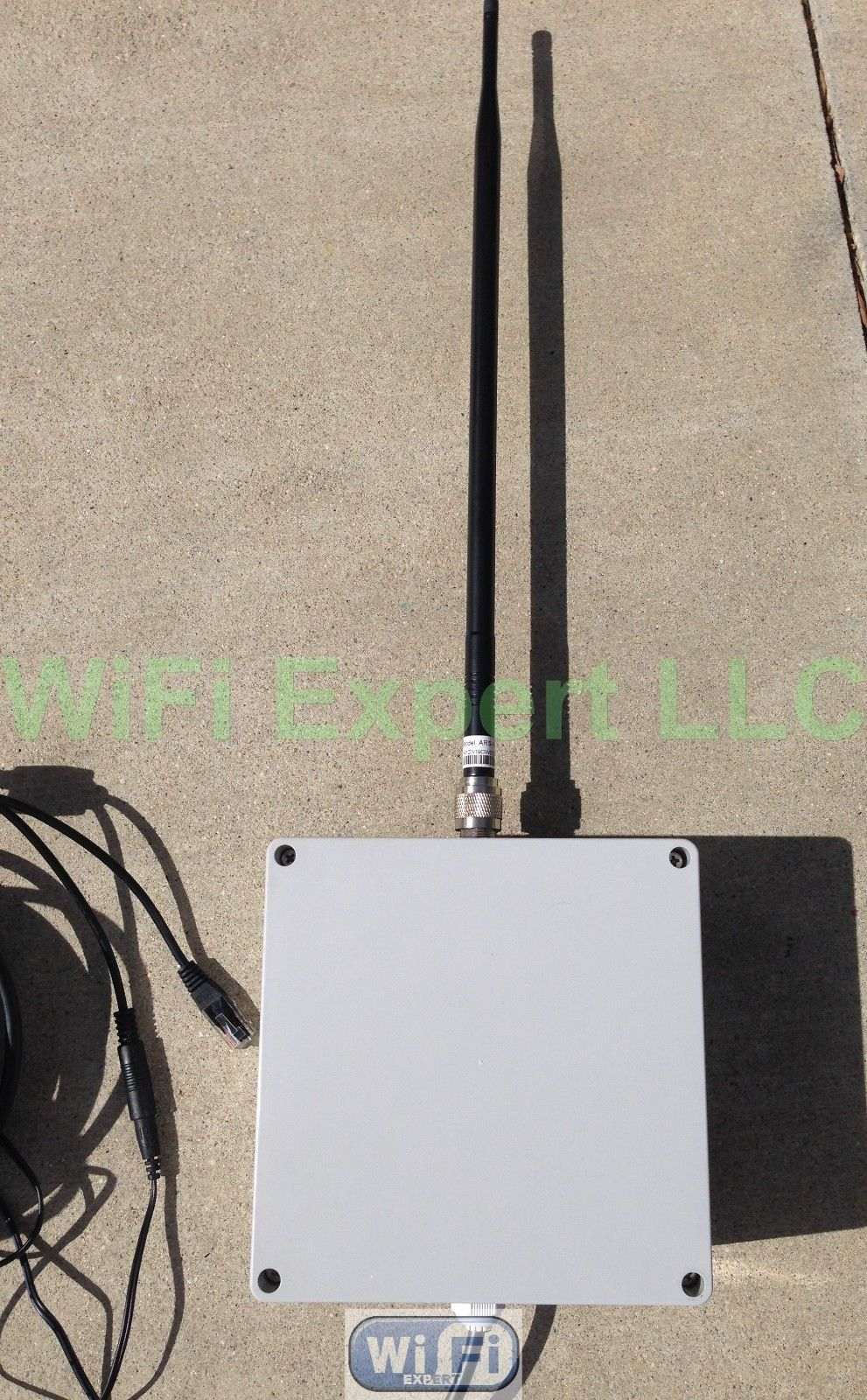 Ap Router Repeater 9dbi High Gain Dd Wrt In Outdoor Box